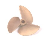 Octura X Series Reverse Rotation 3 Blade Propellers