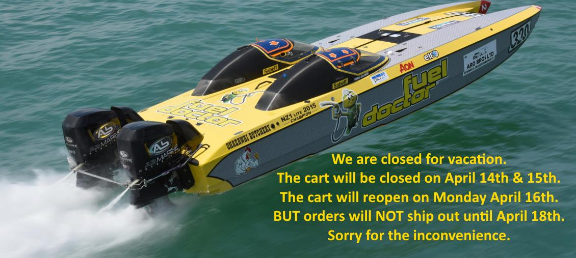 RC Boats by Offshore Electrics