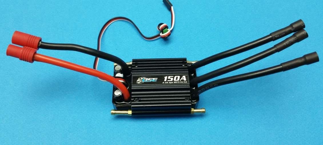 NEW OSE Raider 150 Amp ESC's