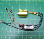 AquaCraft Motor & Esc Power Package
