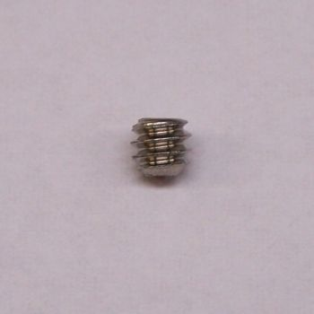 "Grub Screw 6-32 1/8"" long"