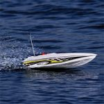 ProBoat Mini-V White Deep Vee