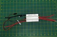 Swordfish X+ 200A ESC with Data Logging : 2s-8s lipo ESC