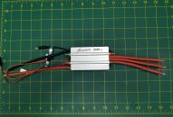 Swordfish X+ 220A ESC with Data Logging : 2s-6s lipo ESC