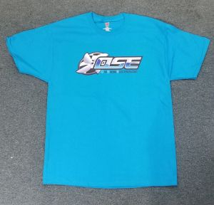 OSE Screen Printed Light Blue T-Shirt