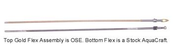 OSE Upgraded AquaCraft Motley Crew Cable