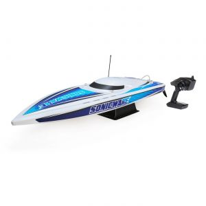 "ProBoat Sonicwake 36"" Self-Righting Brushless Deep-V RTR"