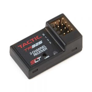 Tactic TR325 3-Channel Receiver