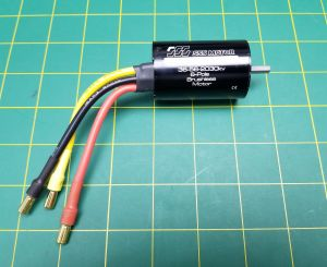 SSS 3656 Brushless Motor 2030kv