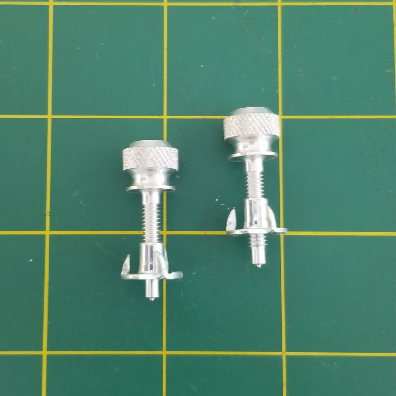 aeromarine clinch screws
