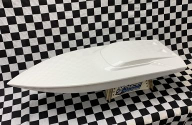 "Clearance AeroMarine Titan 29: Bare Hull : White : Chipped Nose (29"" 737mm)"