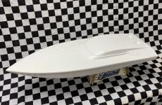 "AeroMarine Titan 29: Bare Hull : White (29"" 737mm)"