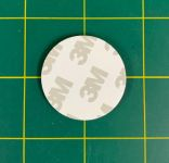 3M Adhesive Double Sided Foam Pad