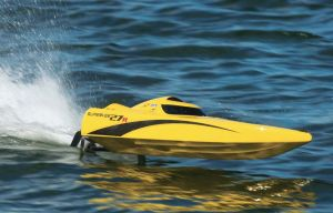 AquaCraft SuperVee 27R Brushless FE 2.4GHz RTR Boat