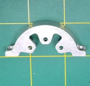 Front 6 hole pattern clamp for OSE Quick Change Mount