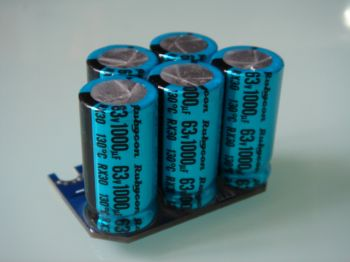 Etti ESC Capacitor Bank High Voltage