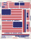 U.S. Flag Decal