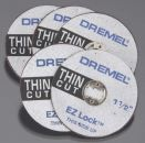 Dremel EZ Lock Thin Reinforced Cutting Wheel (5)