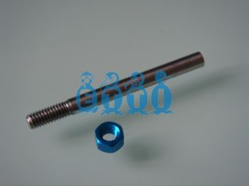Etti 4mm Shaft for .130 flex cable 45mm long
