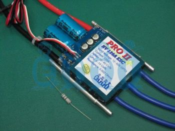 Etti HV 120A Opto PRO II Navy Competition Brushless ESC (10-40 Opto)