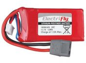 Great Planes ElectriFly LiPo 3S 11.1V 1000mAH 30C Star