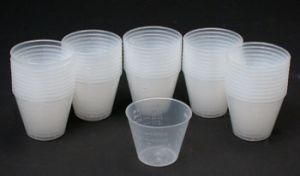 Great Planes Epoxy Mixing Cups