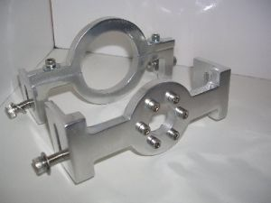"4"" Rail mount for TP 40mm V1 diameter motors"