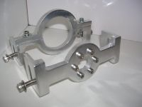"4"" Rail mount for TP 40mm diameter motors"