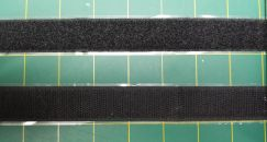 "Heavy duty 1"" Wide Velcro"