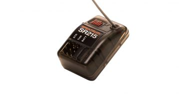 SR215 2-Channel DSMR Sport Receiver