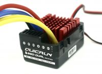 QUICRUN WP 880 Dual Brushed ESC, 2s-4s 80amps