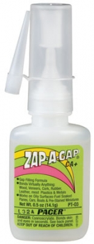 Zap a Gap Ca Glue 1 Ounce Medium