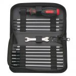 Duratrax 19-in-1 Tool Set w/Pouch Universal