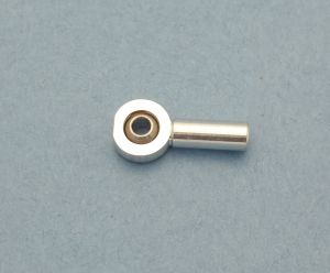 Professional aluminum ball end for 3mm threaded rod