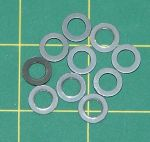 "Octura 1/4"" Shaft Thrust Washers(10 pack)"