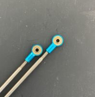 Linkage Rod & Swivel Ball Connector: 3mm