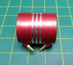 Water jacket for 36mm Diameter Motor