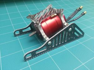 OSE motor mount for 56mm diameter motors