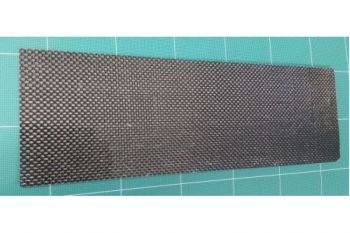 Solid Carbon Plate