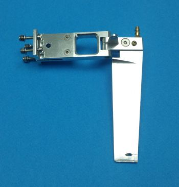 Rudder Assembly with water pickup for 650mm(25