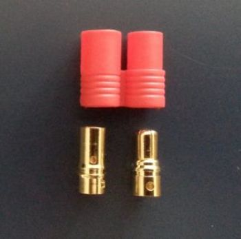 OSE 6.0mm male/female connector & housing