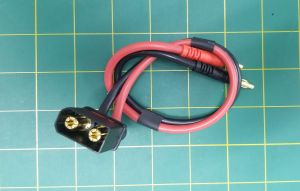 OSE 8.0mm Anti Spark Charge Lead