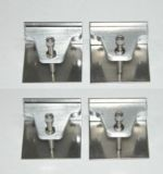 "Speedmaster 1.5"" x 1.5"" Adjustable Metal Trim Tabs(2 Pairs)"