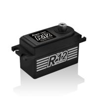 Power HD R12 low profile, digital servo