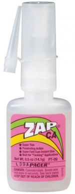 Zap a Gap Ca Glue 1/2 Ounce Thin