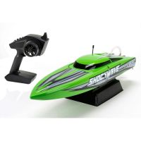 "ProBoat Shockwave 26"" Brushless Deep-V RTR with OSE upgraded cable system"