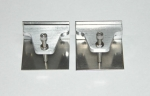 "Speedmaster 1.5"" x 1.5"" Adjustable Metal Trim Tabs"