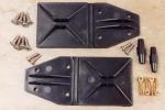 x Aero adjustable trim tabs - medium
