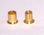 X OSE 6.0mm Pair of Bullet Connectors for Battery Ends