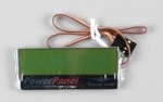 Eagle Tree Systems Power Panel LCD Display